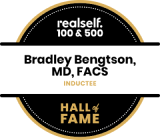 Realself Hall of Fame Logo