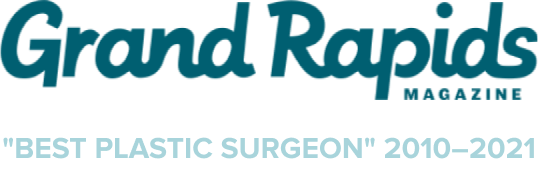 Best Plastic Surgeon 2021 - Grand Rapids Magazine